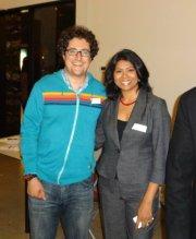 Joe Green -Tahmina Watson at #FWDSea