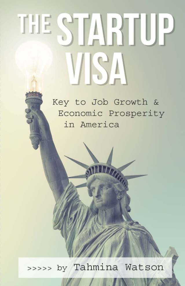 The Startup Visa Book Cover